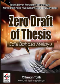 zero draft of thesis BM