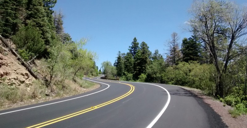 crest-road-sinuos